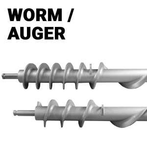 Koncept Tech worm auger